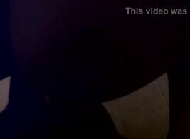 امرأة سمراء غيتو فعلت في المطبخ ، مباشرة بعد أن مارس الجنس في طريقها للخروج من المشاكل